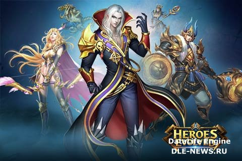 Heroes Evolved [Android]