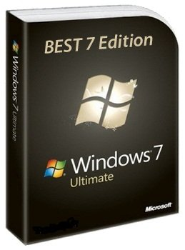 Windows 7 Ultimate RU BEST 7 Edition Release 10.4.5 (x86)